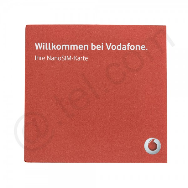 Callya Sim Karte.Vodafone D2 Callya Karten Nano Sim Karte Mit 10 Guthaben